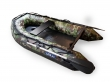12BB - RIB Rubberboot, type CAMO 180 -  AIRDECK